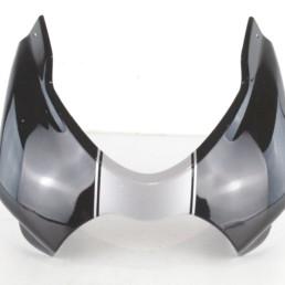 Cupolino carena fanale anteriore ducati monster 620 695 1000 s4 s4r s4rs grigio/nero