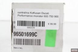 centralina KoKusan Ducati Performance monster 600 750 900