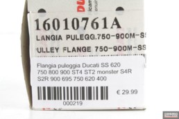Flangia puleggia Ducati SS 620 750 800 900 ST4 ST2 monster S4R S2R 900 695 750 620 400