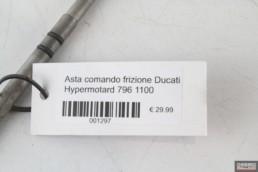 Asta comando frizione Ducati Hypermotard 796 1100