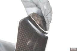 Carena fanale cupolino carbonio Ducati 748 916 996 998