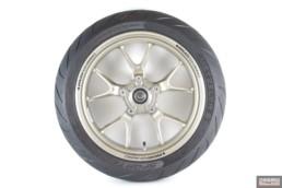 Cerchio ruota posteriore oro Ducati SBK 749 999