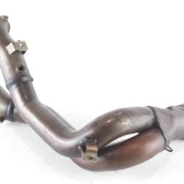 Collettore tubo scarico orizzontale anteriore ducati panigale V4 V4S