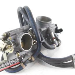 Corpo farfallato iniettori completo Ducati Monster 620 Multistrada 620