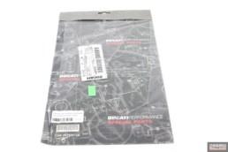 Protezione adesivo Serbatoio Ducati Multistrada 1200