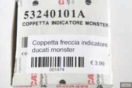 Semi braccialetto sinistro manubrio ducati panigale 899 1199