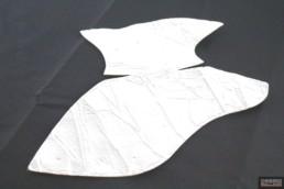 Termoisolante fianchetto destro ducati hypermotard 796 1100