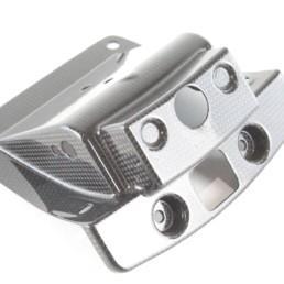 supporto fanale posteriore carbonio ducati desmosedici RR
