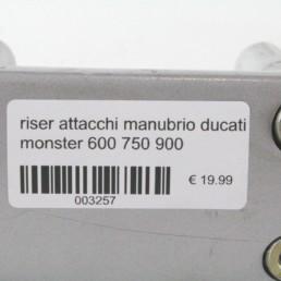 body collettore centrale 45 50 mm termignoni ducati 748 916 996 3258
