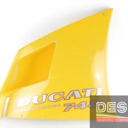 carena fiancata alta destra gialla ducati 748 916 996 3426