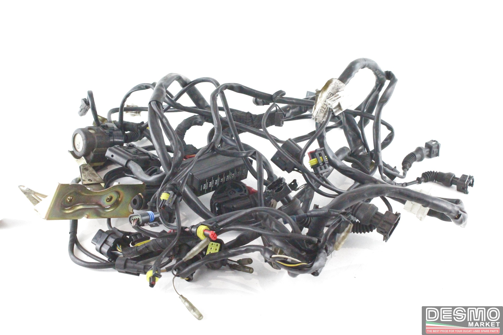 Electric Wiring Ducati Monster S4r 996 3250