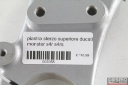 piastra sterzo inferiore ducati monster