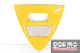 triangolo convogliatore radiatore olio giallo ducati 748 916 996 3419
