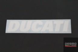 decal emblema ducati 998 S bostrom bayliss bianca 3734