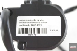 acceleratore ride by wire elettronico comando gas ducati multistrada 1260 4675