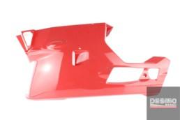 carena inferiore sinistra rossa prima serie ducati 749 999 4608