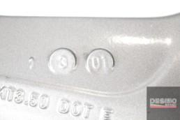 cerchio anteriore grigio 3 razze ducati 748 916 monster 620 695 900 4623