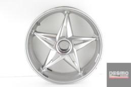 cerchio ruota posteriore argento mv agusta f4 4282