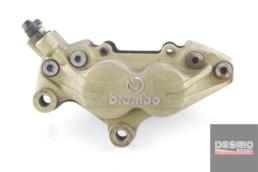 pinza freno anteriore sinistra brembo oro ducati 748 996 998 monster 65mm 4320