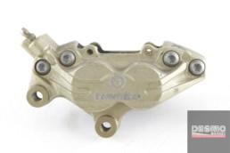 pinza freno anteriore sinistra brembo oro ducati 748 996 998 monster  65mm 4322