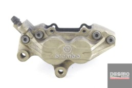 pinza freno anteriore sinistra brembo oro ducati 748 996 998 monster  65mm 4326