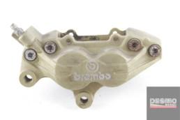 pinza freno anteriore sinistra brembo oro ducati 748 996 998 monster  65mm 4328