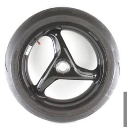 cerchio posteriore 5,5 x 17 nero ducati racing 748 916 94 97