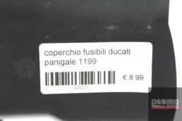coperchio fusibili ducati panigale 1199