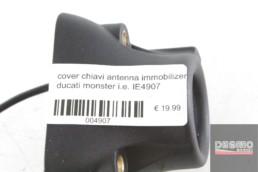 cover chiavi antenna immobilizer ducati monster i.e. IE