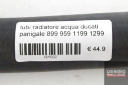 tubi radiatore acqua ducati panigale 899 959 1199 1299