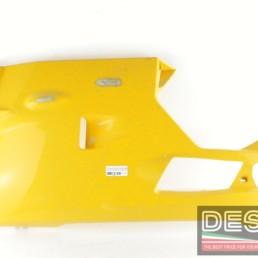 Carena inferiore sinistra gialla ducati 749 999 my 2002 2004
