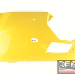 Carena inferiore sinistra gialla ducati 749 999 my 2005 2006