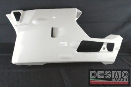 Carena inferiore sinistra grezza ducati 749 999 my 2002 2004