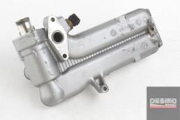Collettore valvola termostatica radiatore acqua argento ducati 749 999