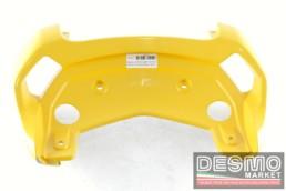 Corpo sella anteriore codone biposto giallo ducati 749 999