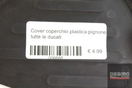 Cover coperchio plastica pignone tutte le ducati