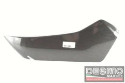 Flap deflettore carbonio destro ducati 749 999 my 2002 2004