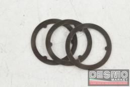 Kit rosette 0,5 mm ducati 999 monster 900 supersport SS