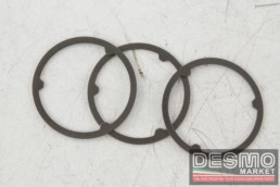 Kit rosette 0,5 mm ducati st4 999 monster 900 supersport SS