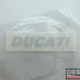 Adesivo cupolino decal DUCATI 1098 1198