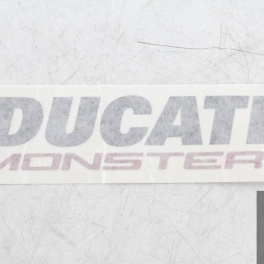 Adesivo decal DUCATI MONSTER ducati monster 1100
