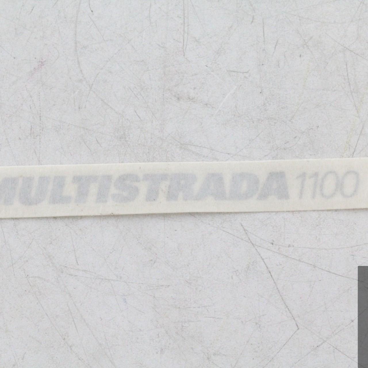 Adesivo decal ducati multistrada 1100