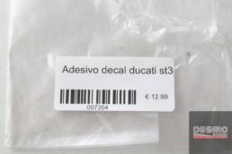Adesivo decal ducati st3