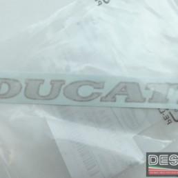 Adesivo serbatoio decal DUCATI sbk 916 748