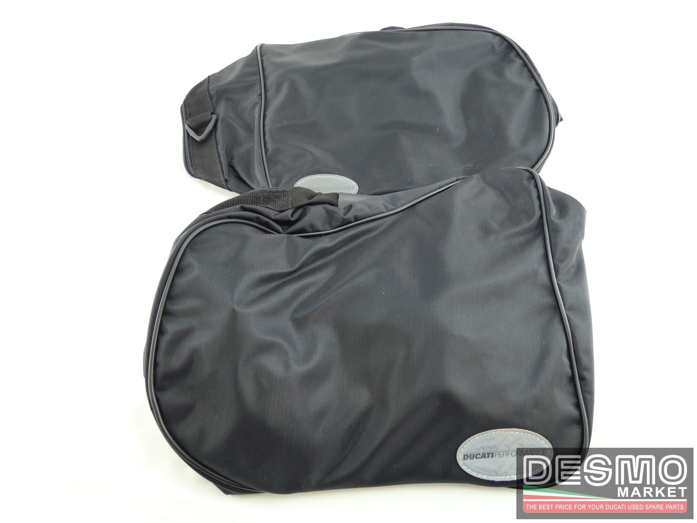 Borse Morbide.Borse Morbide Nere Ducati Performance St2 Desmo Market