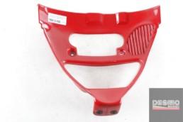 Carena plastica puntale anteriore radiatore rosso ducati st2 st4