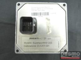 Centralina iniezione Magneti Marelli 5AM.A0 ducati multistrada 1000 MY 2003 2004
