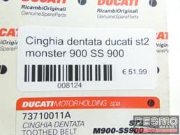 Cinghia dentata ducati st2 monster 900 SS 900
