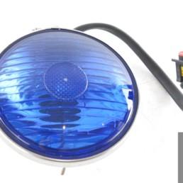 Faro anteriore blu vigili ducati 600