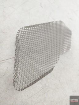 Griglia cupolino destra plastica ducati 749 999